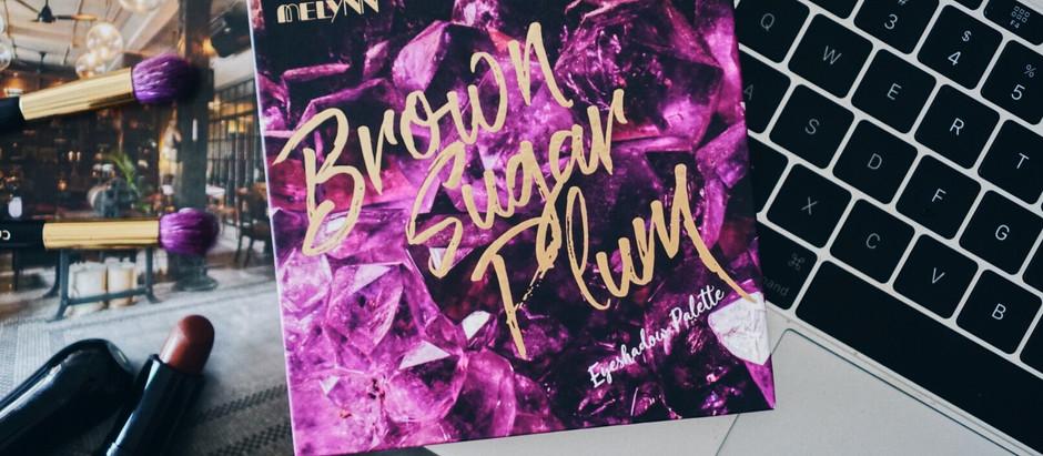 รีวิวและสวอทช์เน้นๆ พาเลทอายแชโดว Brown Sugar Plum