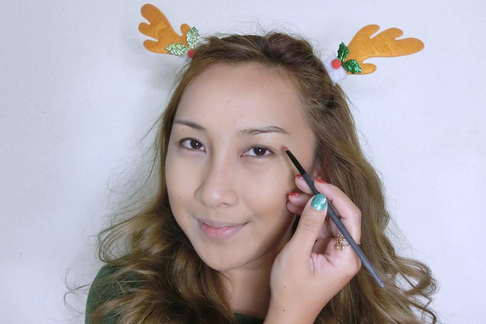 Christmas รีวิว ลิปสติก เครื่องสำอาง บิวตี้ บล็อกเกอร์ cosmetics แต่งหน้า TER