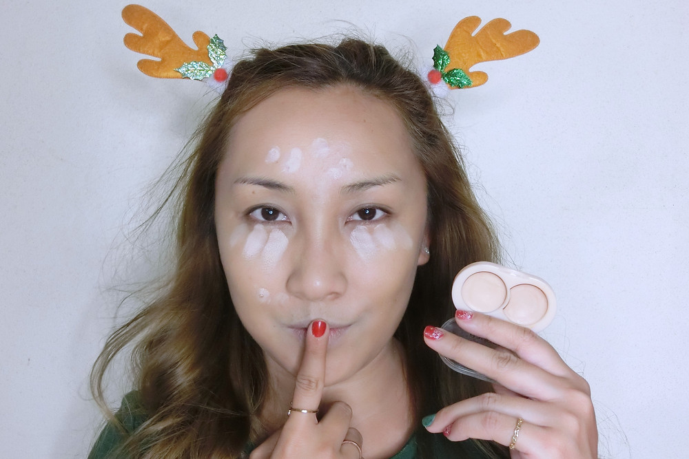 Christmas รีวิว ลิปสติก เครื่องสำอาง บิวตี้ บล็อกเกอร์ cosmetics แต่งหน้า Essence Camouflage Concealer