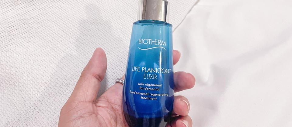 รีวิว เซรั่มกู้ผิว Biotherm Life Plankton Elixir