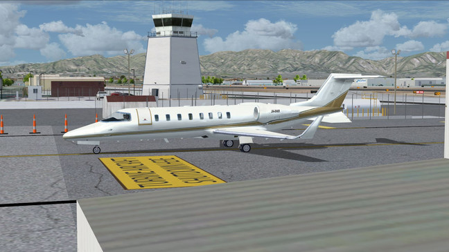 Van Nuys Airport,  Under development!!!