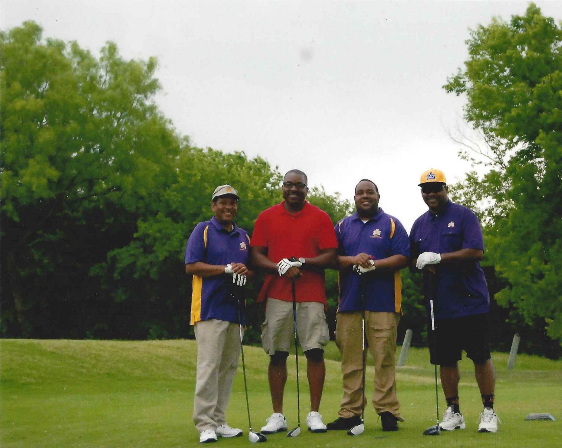 St Aug Golf O