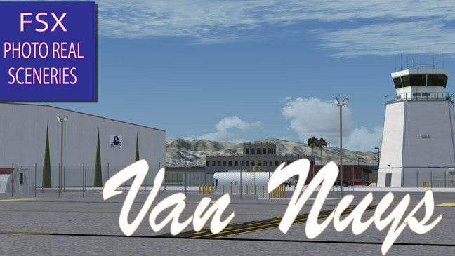 KVNY Van Nuys Airport has landed!!!