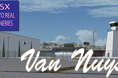 """KVNY"" Van Nuys Airport Version 1.0"