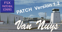 Van Nuy Cover FSX. 2