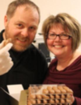 Kelly Speidel, chocolate, Belgium, Het Chocolade Atelier