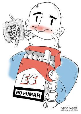 tabaco vs crohn