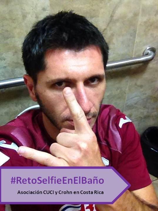 #SelfieEnElBaño