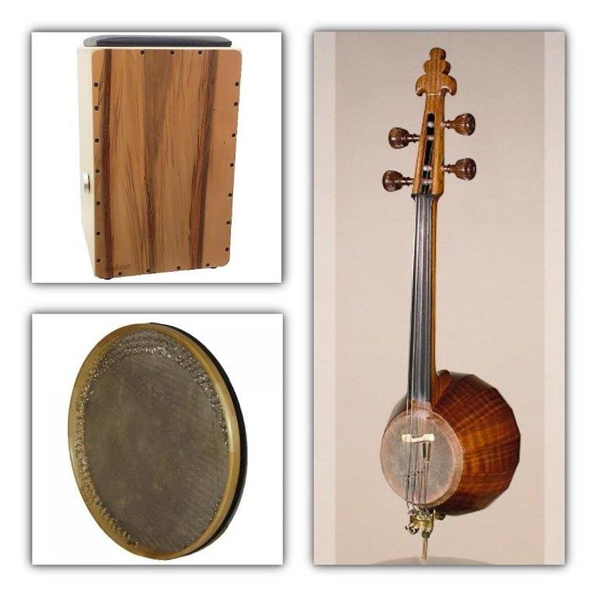 Schnupper Aktion Orientalische Instrumente