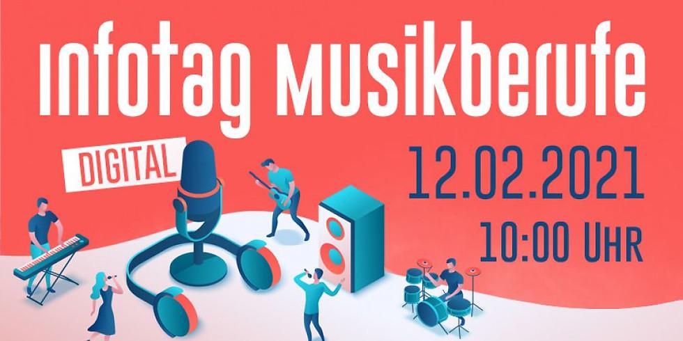 Infotag Musikberufe der Landesmusikakademie Niedersachsen