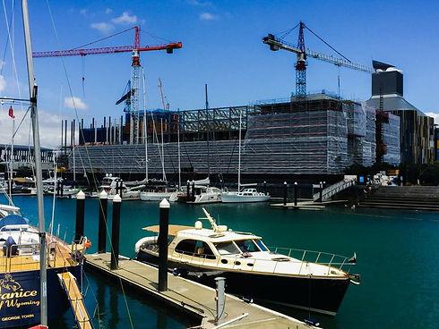 Concrete Logistics Park Hyatt Wynard Qua