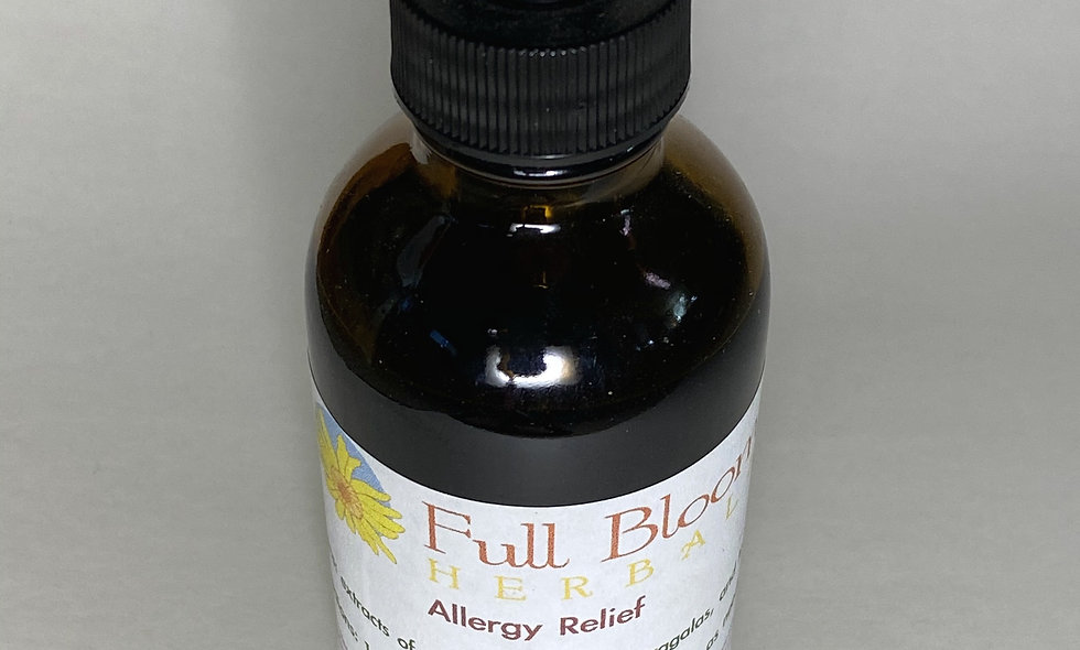 Allergy Relief Elixir