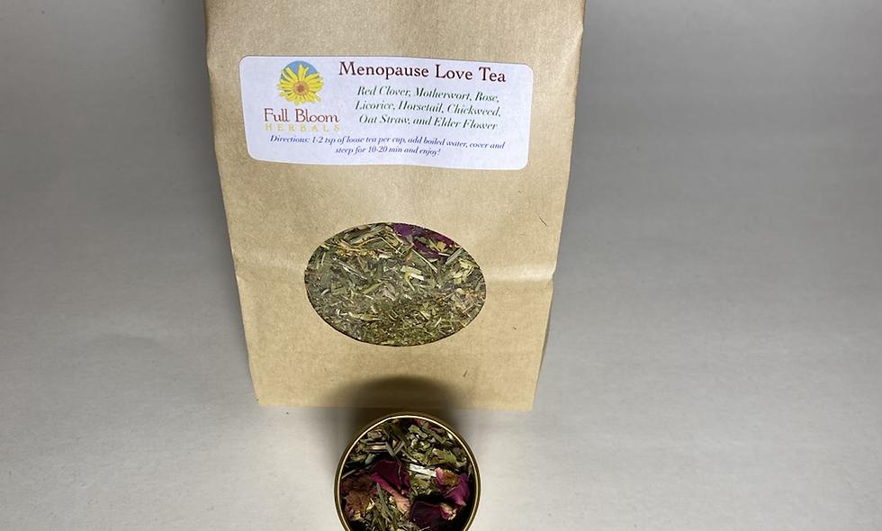 Menopause Love Tea