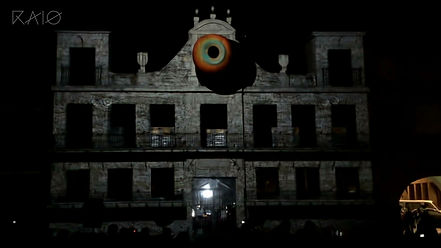 video mapping valladolid castilla y leon RAIO raiovisual rayo