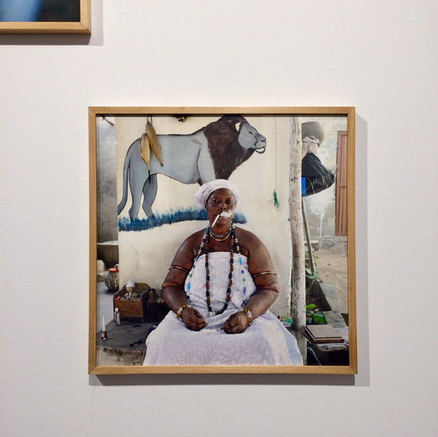 Review: MACAAL's Africa is No Island