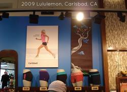 Aline Marie yogamats lululemon