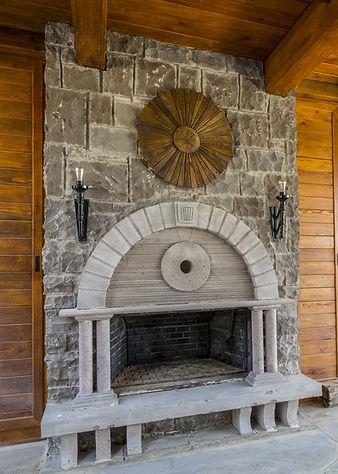 mindoza fireplace
