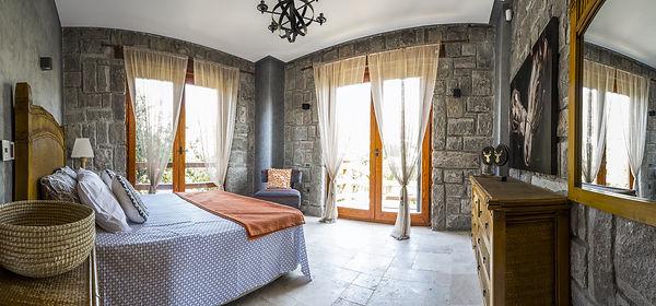mindoza stone bedroom