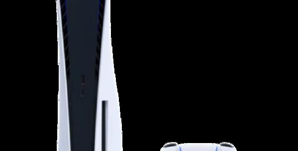 Consola Playstation 5 lector de discos