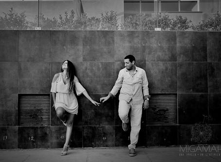 Pasión y Explosión - Geraldine + Manuel