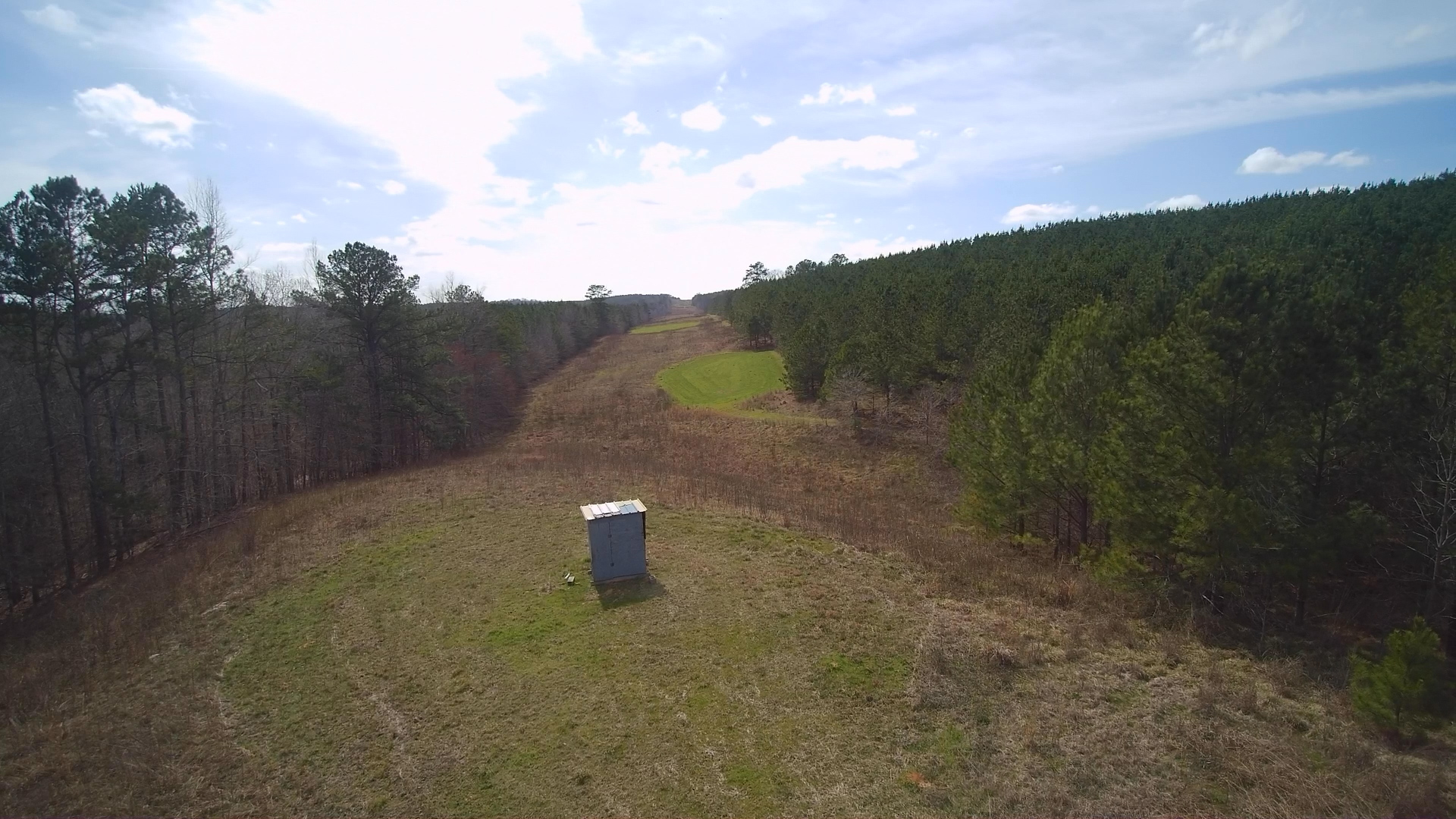 Aerial - Shooting House, Food Plot