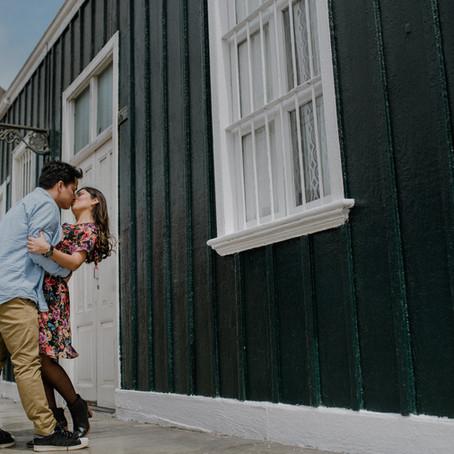 Andrea y Joel - Cieneguilla