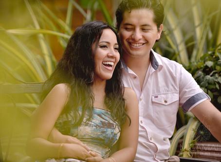 Construyendo su futuro - Adriana + Juan