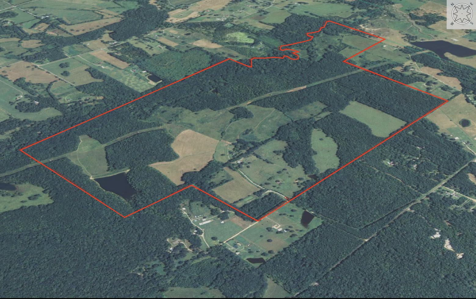 Four Mile 3D Aerial