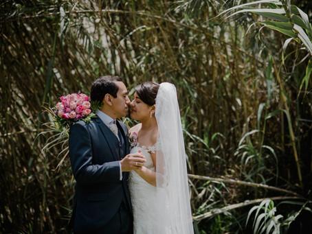 Cieneguilla - Susana + Hugo - El inicio.