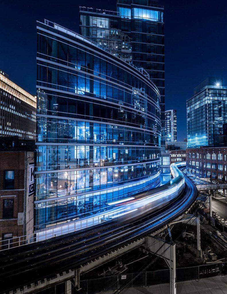 Electrochromic Dynamic Windows for Office Buildings