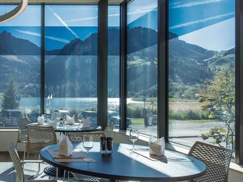 טיפ 2: האם זכוכית חכמה מתאימה לקיר מסך למעטפת הבניין?