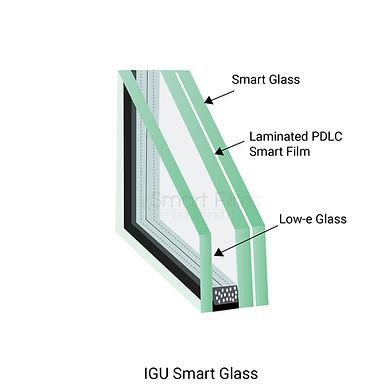 IGU Smart Glass