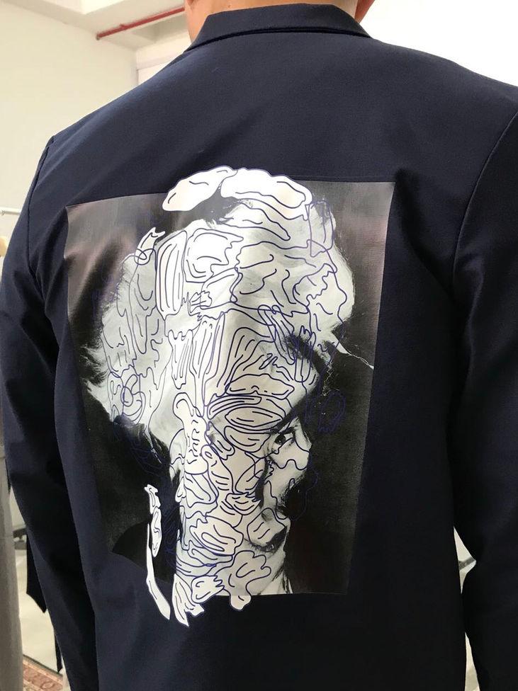 Fashion Director: Jireh Ng Artist: Simon Ng