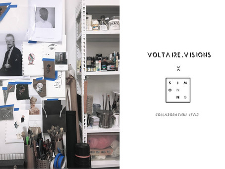 Voltaire Visions and Simon Ng Collabs 17/18 Collection