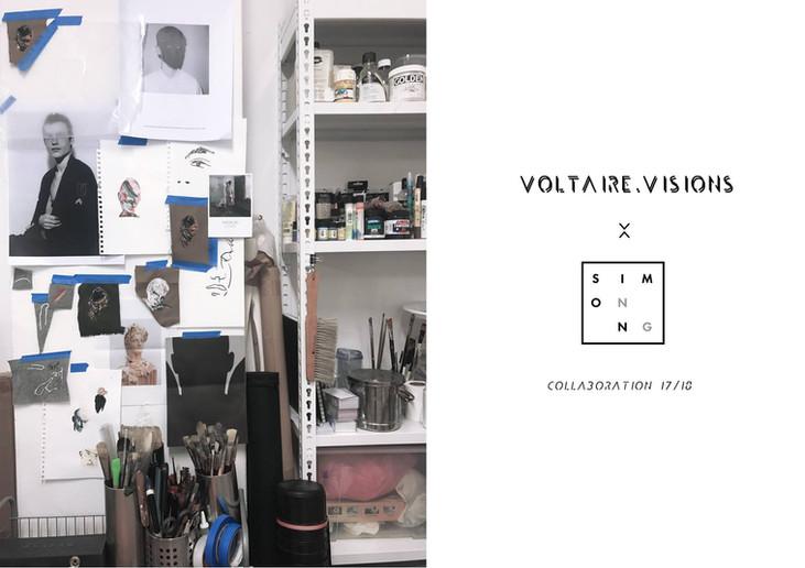 Voltaire Vision X SMN Studio Autumn/Fall'17
