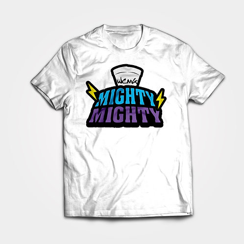 Mighty Mighty (White)