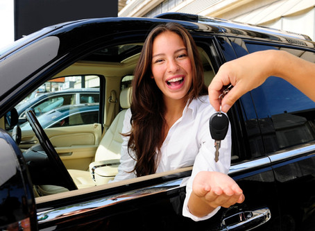 What to do when buying a new or used car