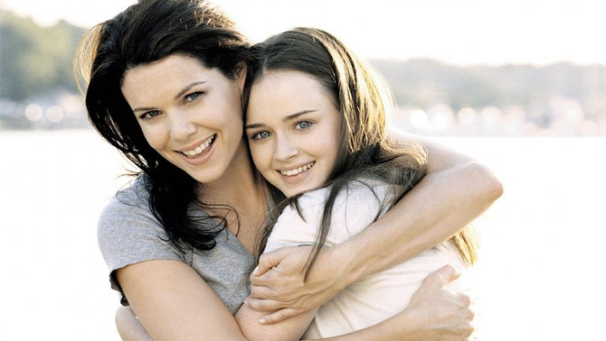 Why We Love The Gilmore Girls