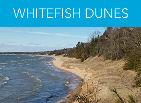How to Find Us - Whitefish Dunes State Park