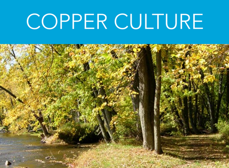 How to Find Us - Copper Culture State Park