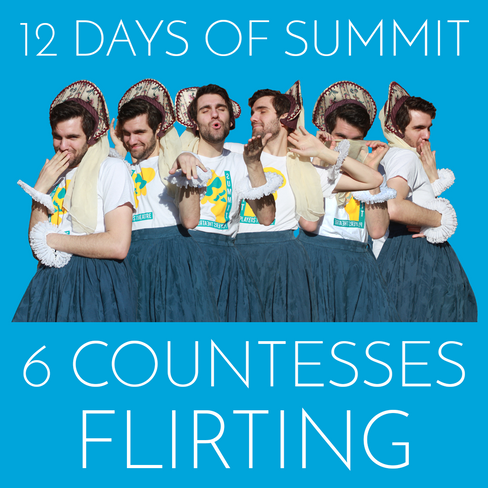 Twelve Days of Summit Campaign - Day Six