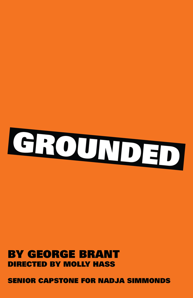 'Grounded' Program Cover