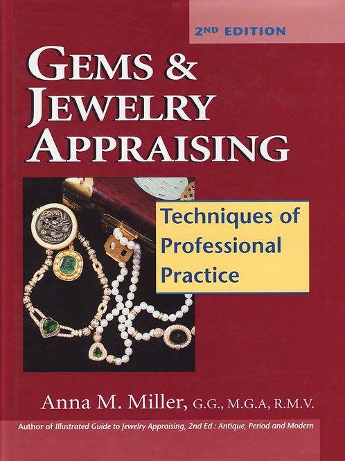 Gem and Jewelery Appraising