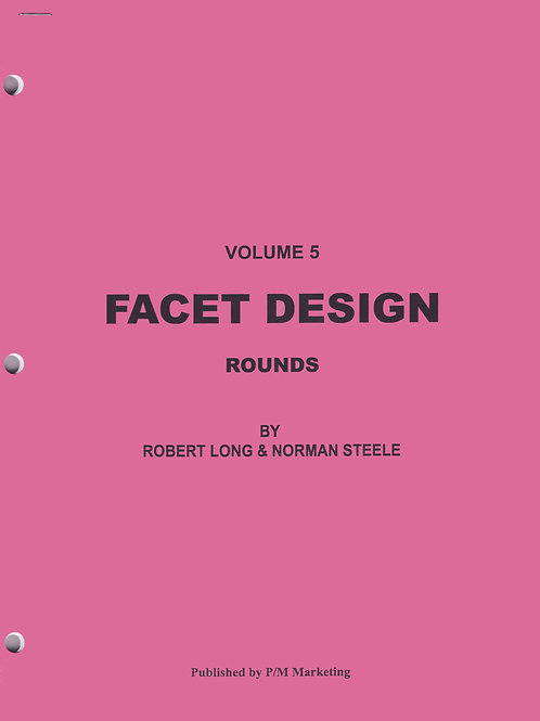 Facet Design Volume 5