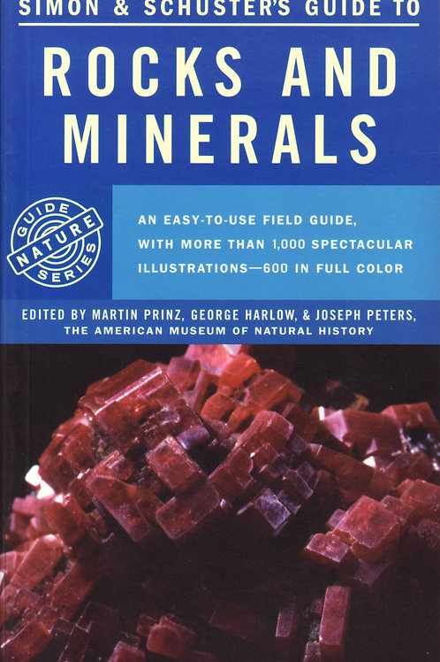 Simon Schuster's Guide to Rocks and Minerals