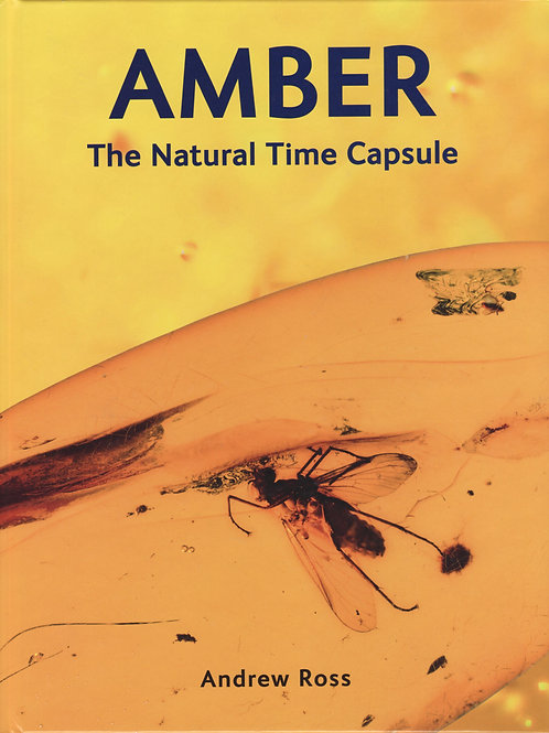 Amber The Natural time Capsule, By Andrew Ross