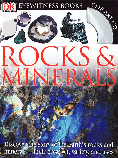 Eyewitness Rocks and Minerals