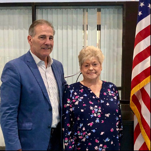 Nancy Sungenis Becomes First Woman Chairperson for the Cumberland County Democratic Party