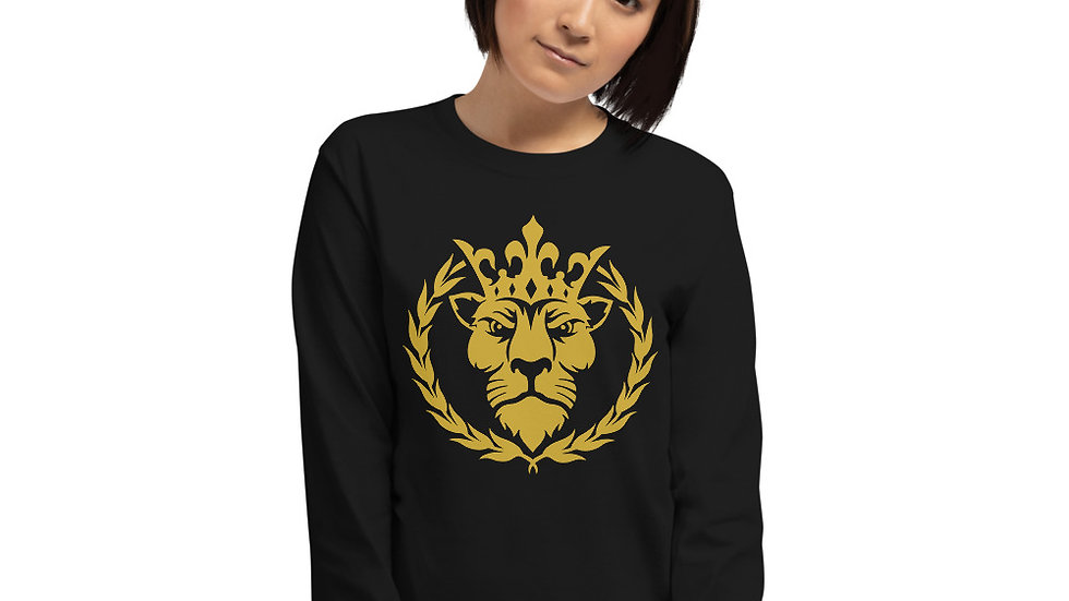 Elite Lion Long Sleeve Shirt