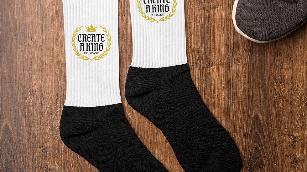 Create A King Socks